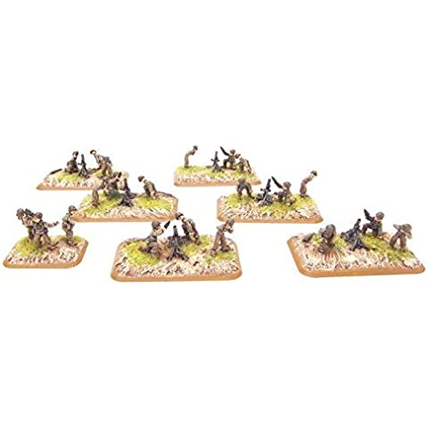 USA: Mortar Platoon by Flames of War