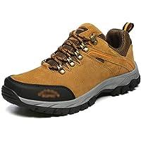 Yuanu Zapatos De Senderismo para Hombres, Zapatillas De Deporte, Senderismo Ligero, Botas De Montaña Al Aire Libre, Seguridad, Zapatos Transpirables