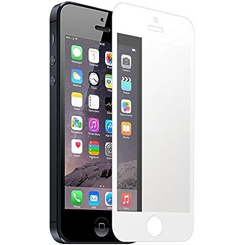 Avanca ToughGlass superior de vidrio templado Protector de pantalla para iPhone 5 / 5S / 5C -