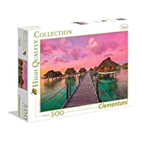 Clementoni Colorful Paradise 500PCS Puzzle