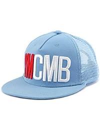 Casquette Trucker Ymcmb Bleu - Mixte