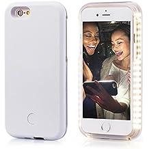 Combinado Selfie Case azul Bright White iPhone 6 Plus, 6s Plus