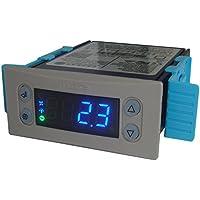 RDM mercurio 3–Digital de la temperatura controlador de termostato con pantalla interior, apto para PTC y Ntc sensores y IP Red conectividad