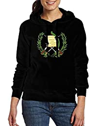 New pants Guatemala Flag100% Cotton WomanS Hoodie Graphic Sweatshirts with Pocket