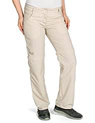 Jack Wolfskin Damen Hose Marrakech Zip Off Pants Women