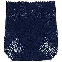 JYC Lencería de Mujer,Panties Sexy Lace Underwear,Mujer Sin Costura Cordón Alto Cintura