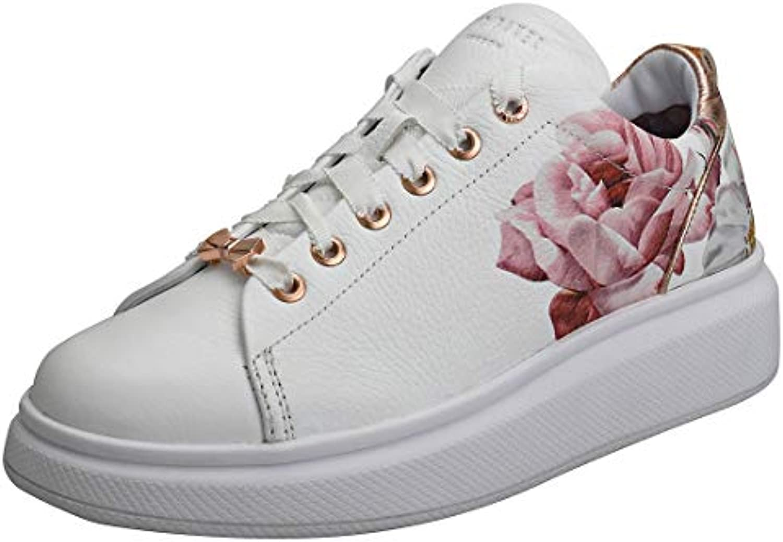 Ted Baker Ailbe 2 Donna scarpe da ginnastica ginnastica ginnastica Bianco | Forte valore  | Scolaro/Signora Scarpa  edd279