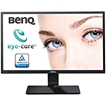 "BenQ GW2470HM - Monitor LED Eye-Care 24"" , 1920 x 1080, con altavoces (VGA/DVI/HDMI, Low Blue Light, Flicker-free), color negro"