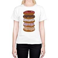 Ufficiale Cat Coquillette Arte T-Shirt Donna
