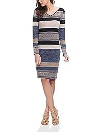 TANTRA Dress3096, Vestido de Oficina para Mujer