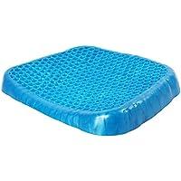 Preisvergleich für Homesave Gel & Memory Foam Sitzkissen, Entlastet Rücken, Ischias Und Steißbein Schmerzen