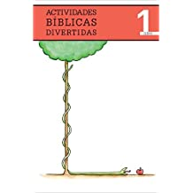 ACTIVIDADES BIBLICAS DIVERTIDAS, LIBRO I (FUN BIBLE ACTIVITIES, BOOK I)