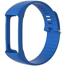 Polar 91057472 - Correa para pulsómetro A360, unisex, color azul, talla L
