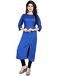 Kurtis For Women (Latest Low Price Designer Party Wear Multi Rayon Kurtis For Women/Girls)