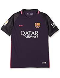 Amazon.es  camiseta barcelona 2016 niño  Ropa d119cd2e779