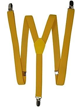 Tirantes Unisex 'Y-Forma' Diseño 'Flaco' (20mm)