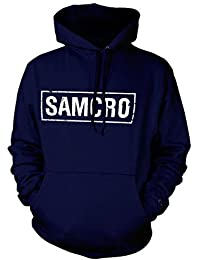 SAMCRO Distressed Hoodie