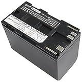 Replacement battery for ES-8000V, V50Hi, FV500, ES-7000es, UC-X50, Vistura, ES-6000, UC-X30Hi, V400, ES-520A, UC-X1Hi, MV200, ES-420V, UC-V20Hi, MV1, XV1, UC-V10Hi, G1500, Optura, XL1S(with GOLD MOUNT), ES-4000, G35Hi, XL H1A, E30, G15Hi, UC-V30, C2, ES-8600, V75Hi, MV20, ES-8100V, V60Hi, G30Hi, ES-75, UC-X55Hi, XL2, ES-6500V, UC-X45Hi, V420, ES-60, UC-X2Hi, V40, ES-5000, UC-V30Hi, MV10i, ES-410V, UC-V200, GL2, XL H1, UC-V100, XH A1S, G10Hi, Optura Pi, MV200i, XL1(with GOLD MOUNT), G20Hi, E2, G1