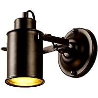 Wandleuchte - 5W Schlafzimmer Nachttischlampe - LED Wandleuchte Antik Eisen Wandleuchte Lesewandleuchte Flurleuchte... preisvergleich bei billige-tabletten.eu