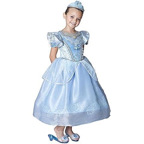 Cenicientas - Disney - vestido de Carnaval - Colección Royale U145H004