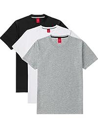 Scott International Men's Cotton T-Shirt - Pack of 3