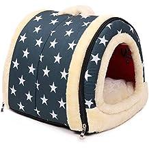 Godea - Manta 2 en 1 para Perro, Gato, Perro, caseta de Mascota