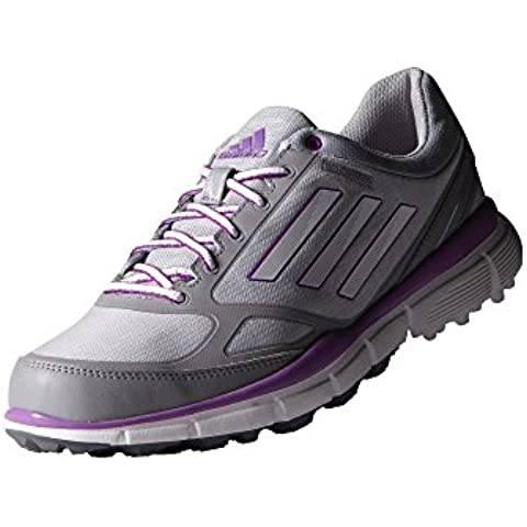Adidas W Adizero Sport III da donna scarpe–grigio/bianco/rosa - Sport Golf Shoes