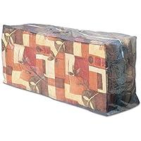 Profiline 454734 Tragetasche für Gartenmöbel Auflagen 125x32x50cm transparent