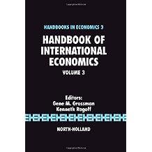 Handbook of International Economics Volume 3 (Handbook of Clinical Neurology) (Handbooks in Economics)