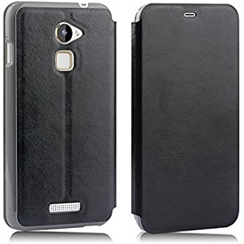 Helix Leather Flip Cover for Gionee M5 Lite