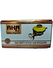KV AHA (ISI Certified) Gas Safety Device (Yellow)