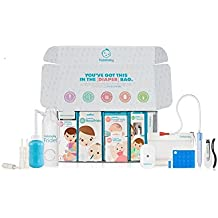 FridaBaby Big Bundle of Joy for Mom & Baby Healthcare and Grooming Gift Kit