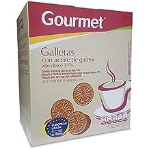 Gourmet, Galletas con aceite de girasol, 14 % alto oleico, ...