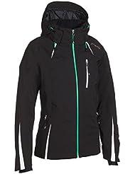 Phenix Orca Jacket–Chaqueta de esquí para mujer, invierno, mujer, color negro, tamaño XS