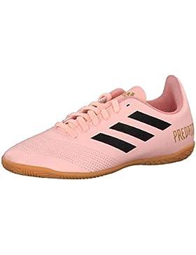 Adidas Predator Tango 18.4 In J, Zapatillas de fútbol Sala Unisex niños