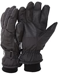 FLOSO - Gants thermiques Thinsulate - Homme
