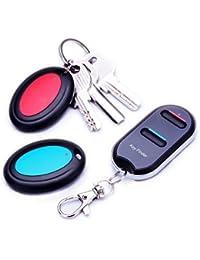 vodeson Tragbare elektronische Schlüsselanhänger Finder Wireless Wallet Locator