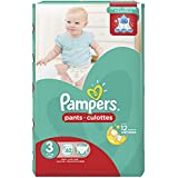 Pampers Pants Jumpo Pack Midi- Size 3, 62 Pieces