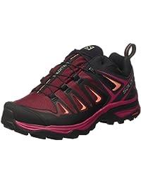 Salomon Ultra 3 GTX, Zapatos de Low Rise Senderismo Para Mujer
