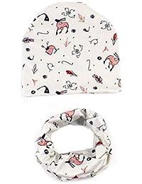 Babybekleidung Hüte & Mützen Longra Baby Süß Winter Kinder Baby Mützen halten Set niedliche Mütze Hüte Schal (0-36 Monate)