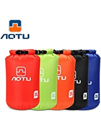AOTU 20L Waterproof Bag Waterproof Package Barrel Seal Beach Swimming Receive Bag Swimming Bag Backpack Gym Dry...