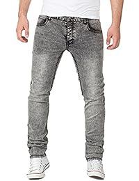 Solid 'Dexter' jeans