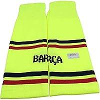 Personalizador Medias Segunda Equipación Replica - Producto Oficial FC Barcelona (Talla 1-5 - 9 años)