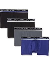 Athena Black, Boxer Homme (lot de 4)