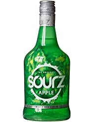 Sourz Green Apple Liqueur, 70 cl