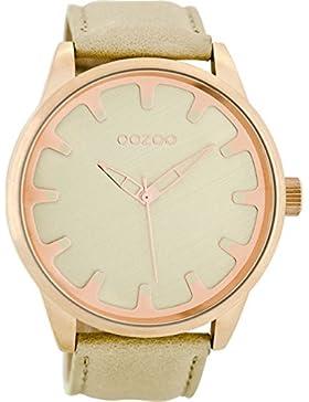 Oozoo Unisex Erwachsene-Armbanduhr C8545