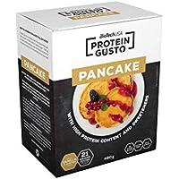 BioTech Pancake Mezcla de Proteínas, Sabor Vainilla ...