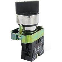 2 Posición De Montaje De Panel Selector Cierre Rotativo Interruptor Ui600V Ith10A SPST