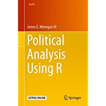 Political Analysis Using R (Use R!)