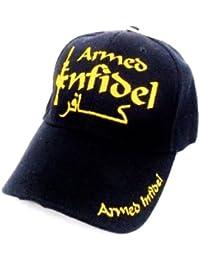 Infidèles armés - Casquette brodee Armed Infidel- Noir - Taille Unique